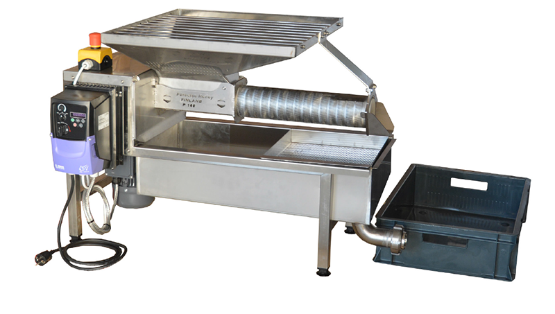 Honey and Wax Press System P100